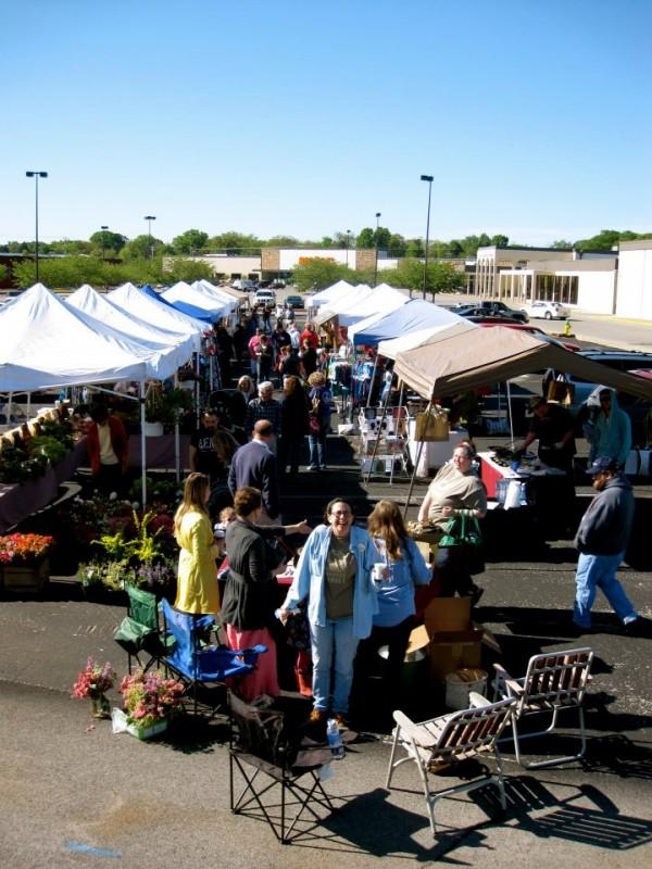 Sustainable Farmers Markets Community Farmers Market