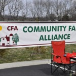 Our friends at Community Farm Alliance earned 10% of ticket sales!